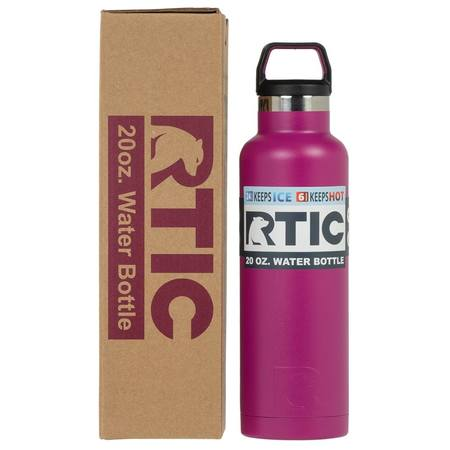 20oz Water Bottle, Very Berry Image