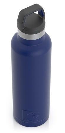 20oz Water Bottle, Freedom Blue, Matte Image