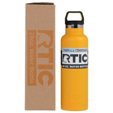 20oz Water Bottle, Mango Image