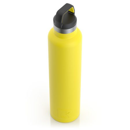 26oz Water Bottle, Sunflower, Matte Image