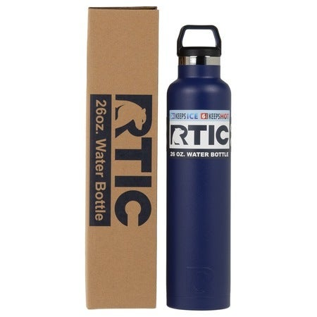 26oz Water Bottle, Freedom Blue, Matte Image