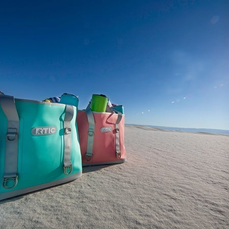 Large Tote Bag, Pink Image