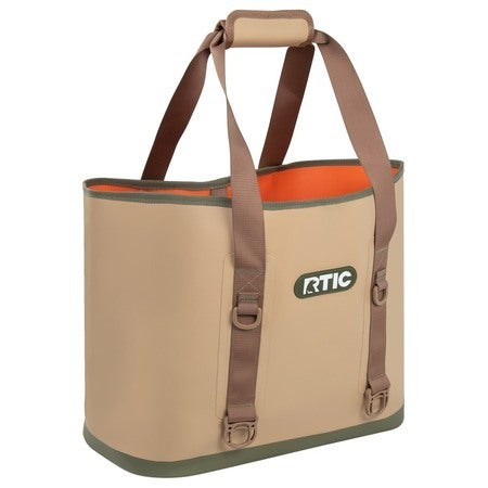 Large Tote Bag, Tan