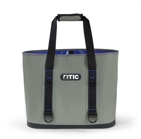 Large Tote Bag, Grey Image
