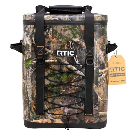 Backpack Soft Cooler, Camo, 2nd Gen