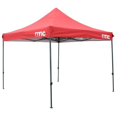 1  sc 1 st  RTIC & Shop Canopy Tent Red u0026 White