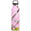 20oz Water Bottle, Pink Camo, Matte, Case of 24 Thumnail
