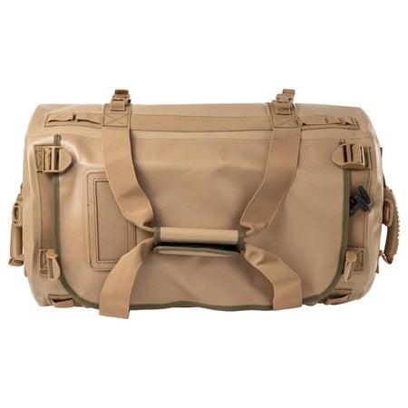 Medium Duffle Bag, Tan Image