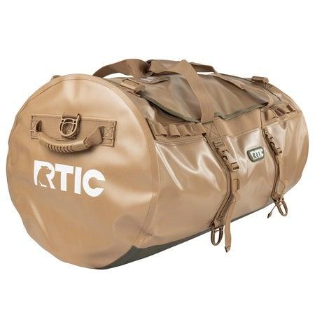 Large Duffle Bag, Tan Image
