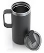 Travel Coffee Cup, Charcoal Thumnail