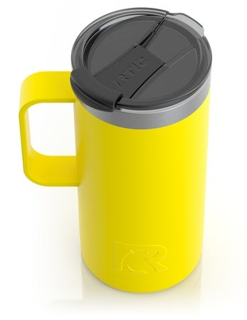 Travel Coffee Cup, Sunflower Image