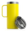 Travel Coffee Cup, Sunflower Thumnail