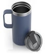 Travel Coffee Cup, Freedom Blue Thumnail
