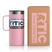 16oz Travel Mug, Flamingo, Matte Thumnail