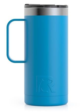 16oz Travel Mug, Polar Cap, Matte Image