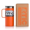16oz Travel Mug, Tangerine, Matte Thumnail
