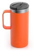 Travel Coffee Cup, Tangerine Thumnail