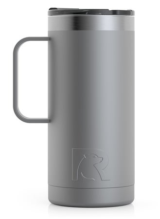 Travel Coffee Cup, Graphite, Case of 24 Image