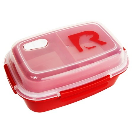 Lunch Container, Red Image
