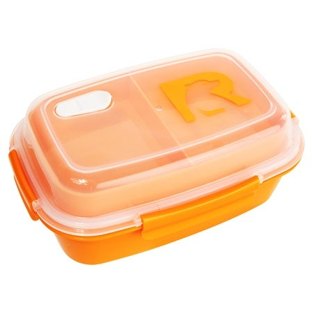 Lunch Container, Orange