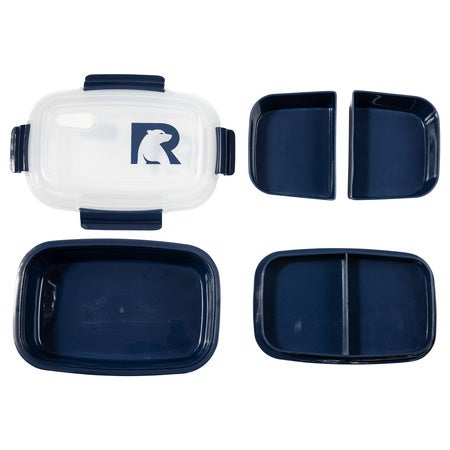 Lunch Container, Navy Image