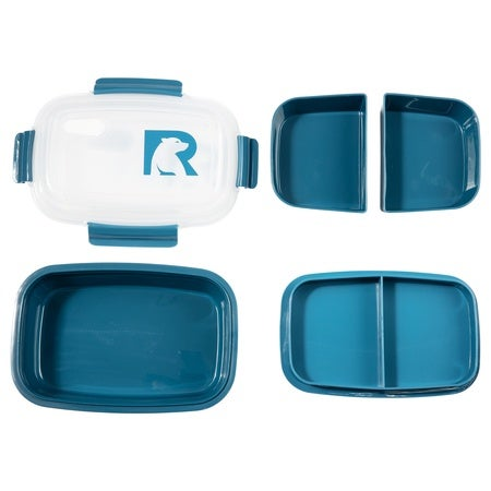 Lunch Container, Light Blue Image