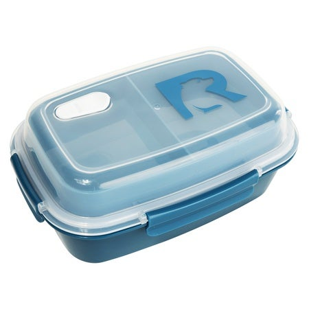 Lunch Container, Light Blue