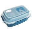 Lunch Container, Light Blue Thumnail