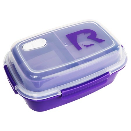 Lunch Container, Purple