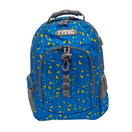 Summit Laptop Backpack, Confetti