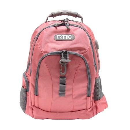Summit Laptop Backpack, Rose
