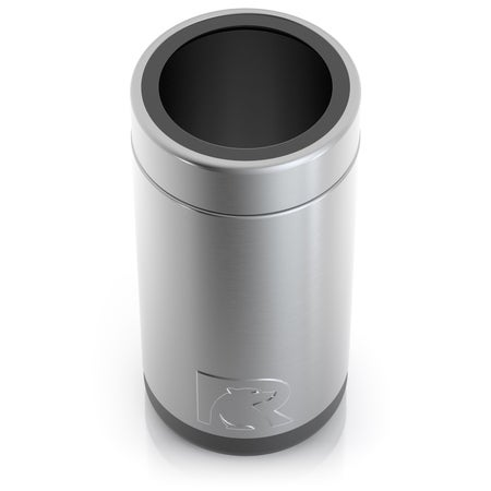 16oz Craft Can, Stainless, Matte Image