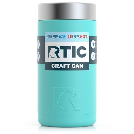 16oz Craft Can, Teal, Matte Image