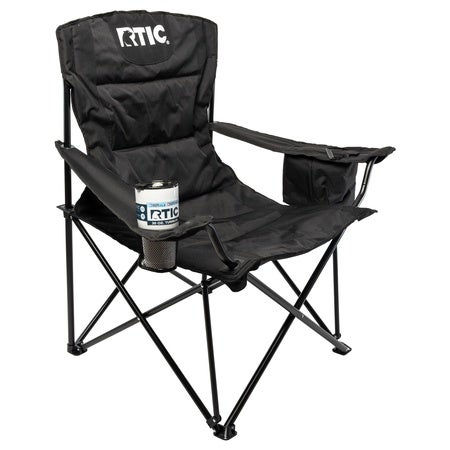 Big Bear Chair, Black / Black