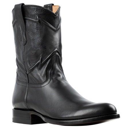 The Austin, Smokehouse Black, 10D Mens Boot Image