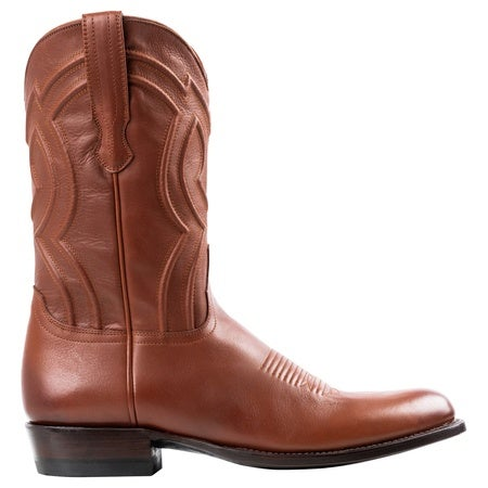 The Eastwood, Cherry, 11D Mens Boot Image