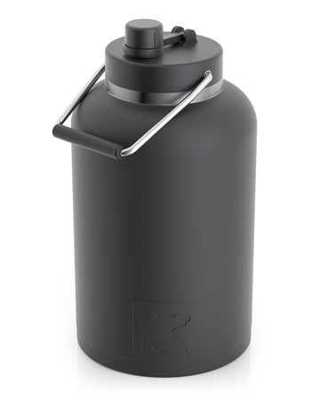 One Gallon Jug, Black, Matte Image