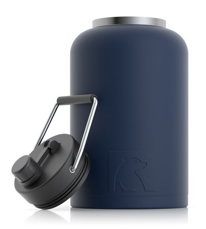 One Gallon Jug, Navy, Matte Image
