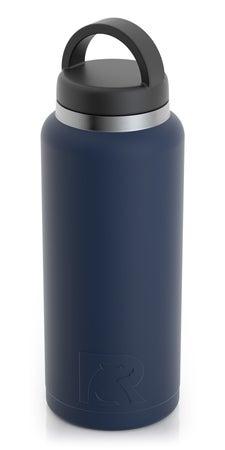 36oz Bottle, Navy, Matte Image
