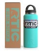 36oz Bottle, Teal, Matte Thumnail