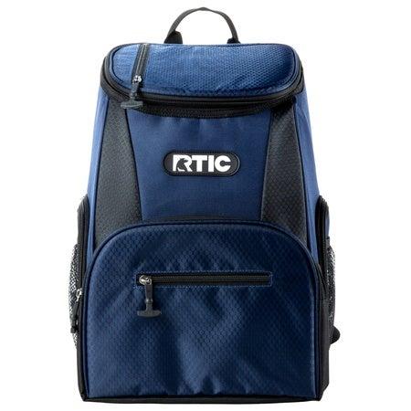 Backpack 15 Can Backpack, Navy & Black Image