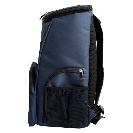 Backpack 32 Can Backpack, Navy & Black Image