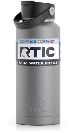 32oz Bottle, Graphite, Matte Image