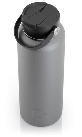 40oz Bottle, Graphite, Matte Image