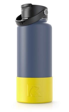 32 & 40 oz Bottle Boot, Sunflower, Matte Image