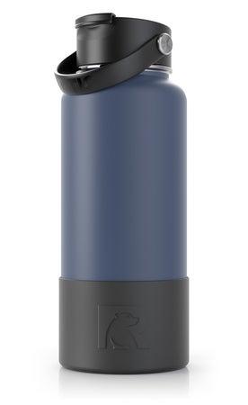 32 & 40 oz Bottle Boot, Charcoal, Matte Image