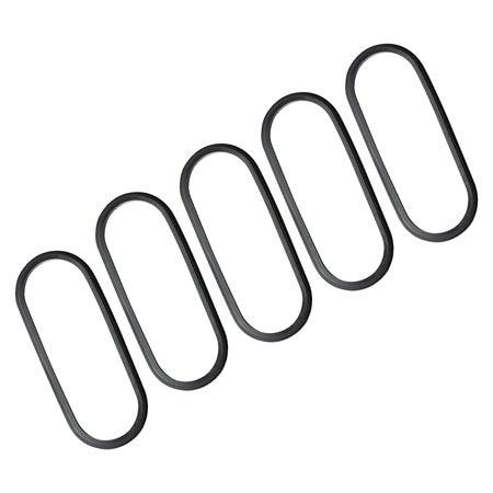 Gallon / Half Gallon Jug Lid Gasket, 5 Pack