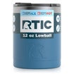 12oz Lowball Tumbler, Slate Blue, Matte, Case of 48 Thumnail