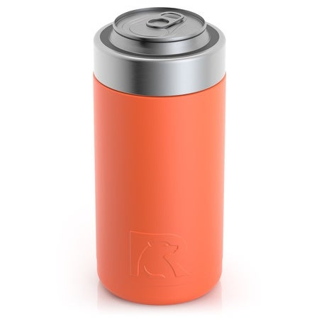 16oz Craft Can, Orange, Matte Image