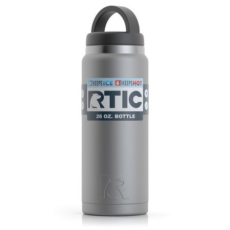 26oz Bottle, Graphite, Matte Image